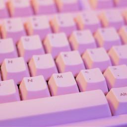 freetoedit keyboard cute sweet pink