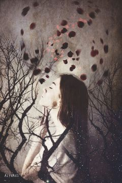 doubleexposure darkart madewithpicsart edited ftechinup freetoedit