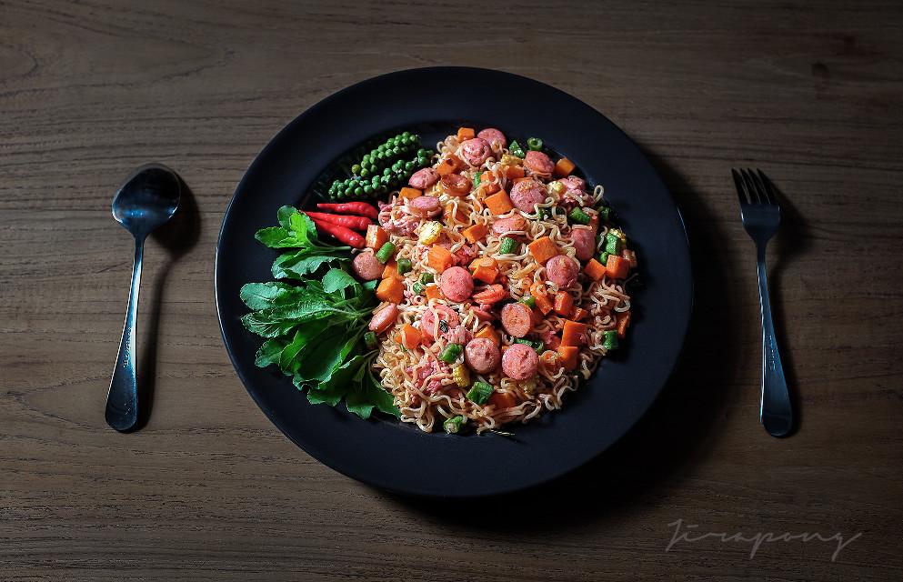 #spicynoodles #hot #spicy #homemade #windowlight #photography #fujinon #fujifilm #x100t #bkk #thailand #foodstylish #food