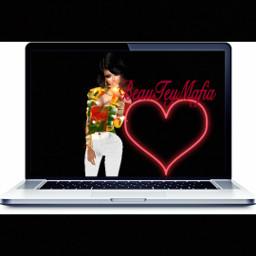computer love musicmondays 3dme beauteymafia