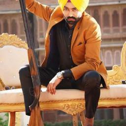punjabi look
