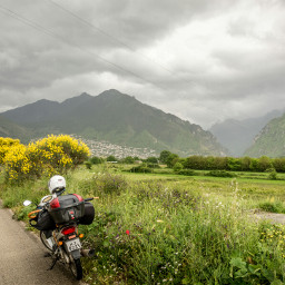 traveling greece konitsa epirus mountains