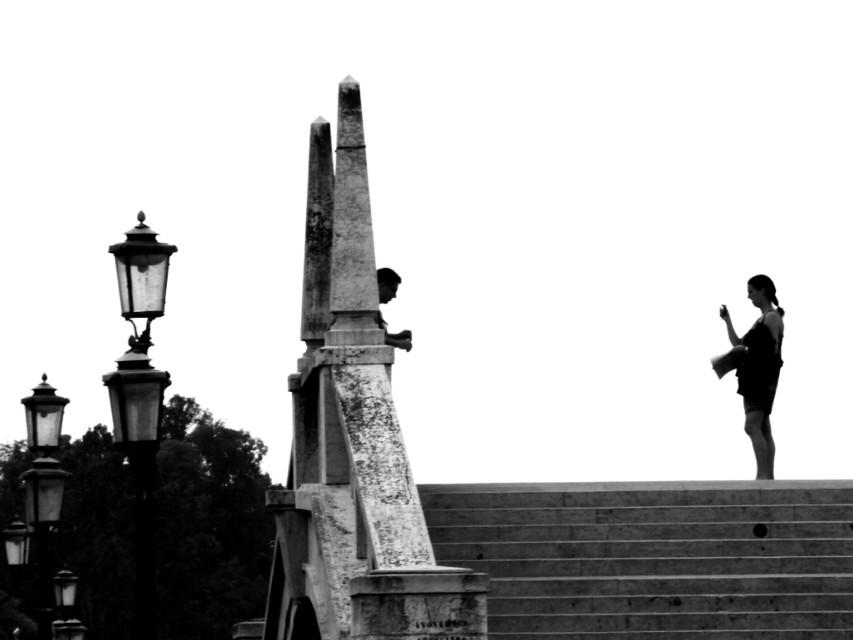 #blackandwhite  #bridge  #silhouette  #streetphotography  #street #photography