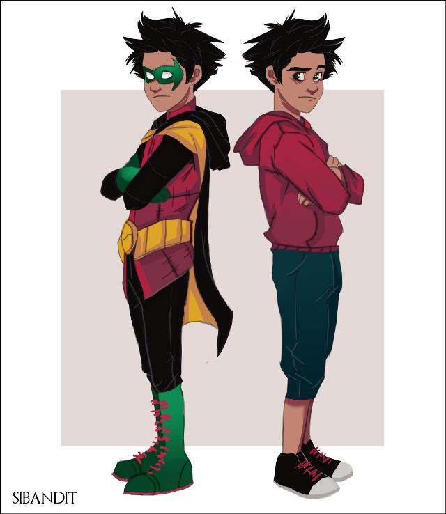 Robin wayne