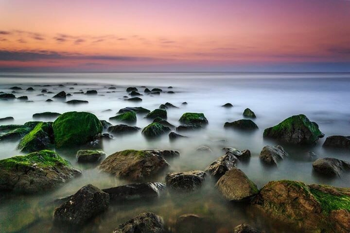 Coast Sunset, Callantsoog, Netherlands  If you like my work, follow me www.facebook.com/Aperture.8.Lichtmomente/  #landscape #landscapephotography #landscape_captures #landscape_lovers #naturephotography #nature