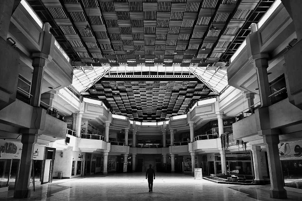 #art #architecture #blackandwhite #monochromephotography #line #shadow #interior