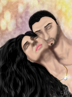 draw drawing love bokeh pencilart