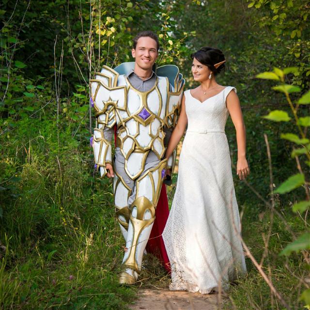 #weddingworldofwarcraft