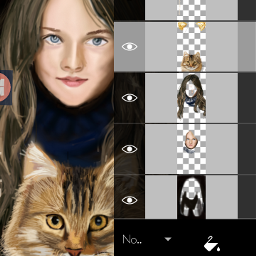 catears girl cat