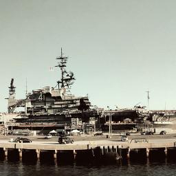 ussmidway navy museums art retro