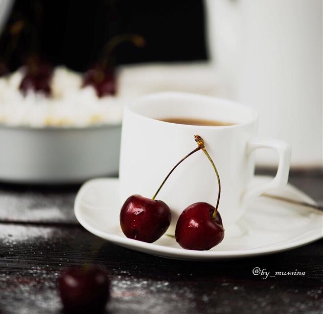 #FreeToEdit  #tea #cherry #astana #kazakhstan