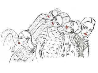 freetoedit drawing sketch woman madewithpicsart