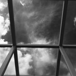 skylight black sky freetoedit