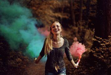 freetoedit human colorful paintful girl