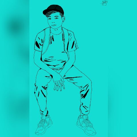 #lineart,#illustration,#selfportrait,#selfmade,#picsart,#freetoedit