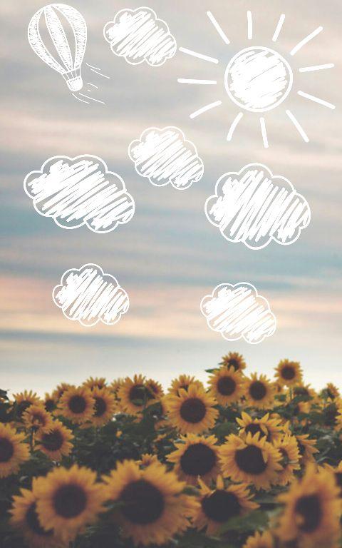 #freetoedit,#sunflowers,#field